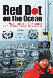 Red Dot on the Ocean: The Matt Rutherford Story Sailing Video