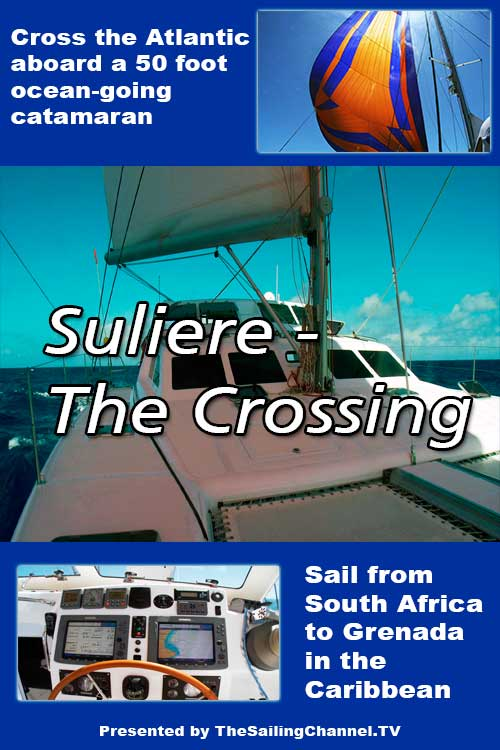 Suliere: Atlantic Crossing Video