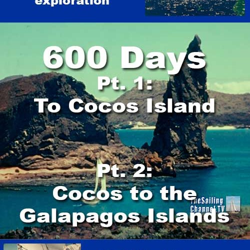 600 Days to Cocos & the Galapagos Islands