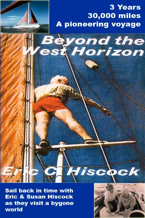 Beyond the West Horizon Eric and Susan Hiscock