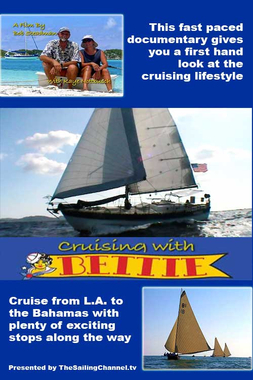 Sail Los Angeles to Bahamas