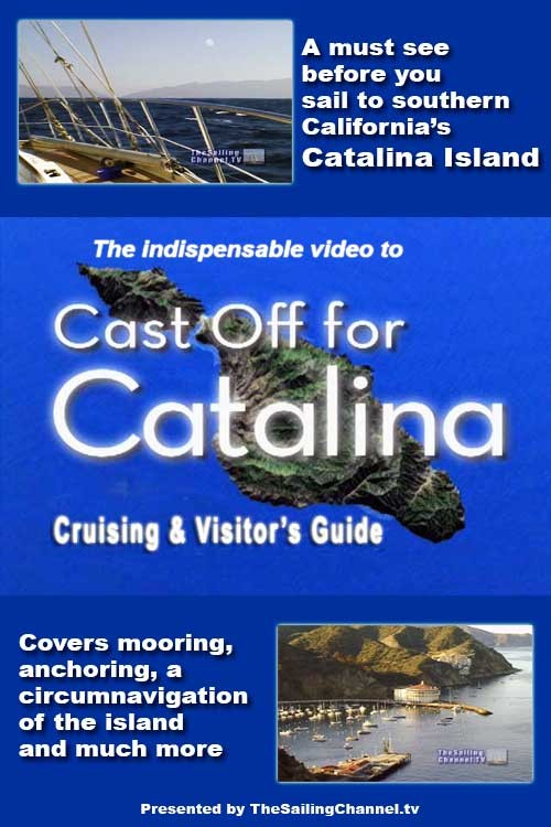 Cast Off for Catalina Island Video
