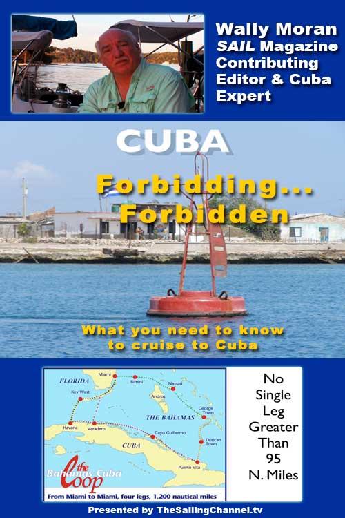 Cuba: Forbidding-Forbidden with Wally Moran