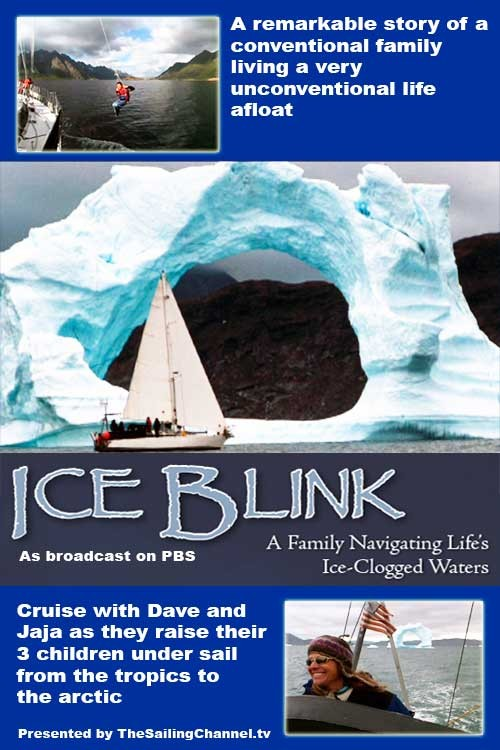 Ice Blink: Family Sailing Adventure Video