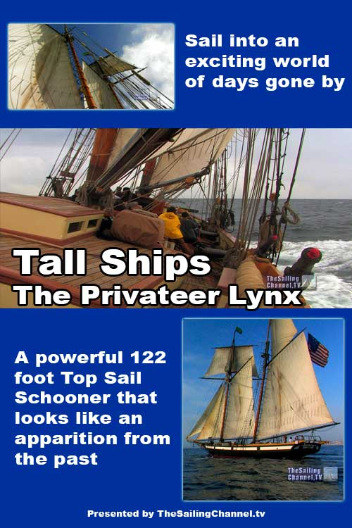 Tall Ships: The American Privateer Lynx