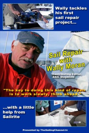 Sail Repair with Wally Moran