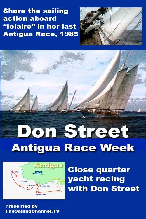 Don Street Antigua Race Week
