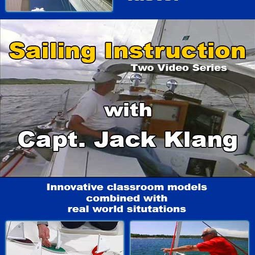 Sailing Instruction with Capt. Jack Klang