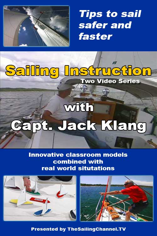 Sailing Instruction Videos With Capt Jack Klang For Crews