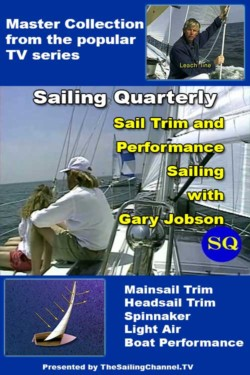 Sail Trim and Performance Sailing with Gary Jobson Video