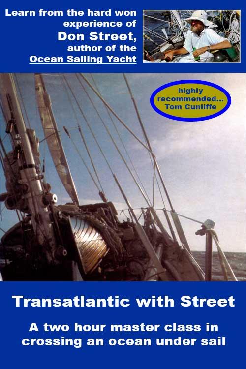 Transatlantic with Street Video
