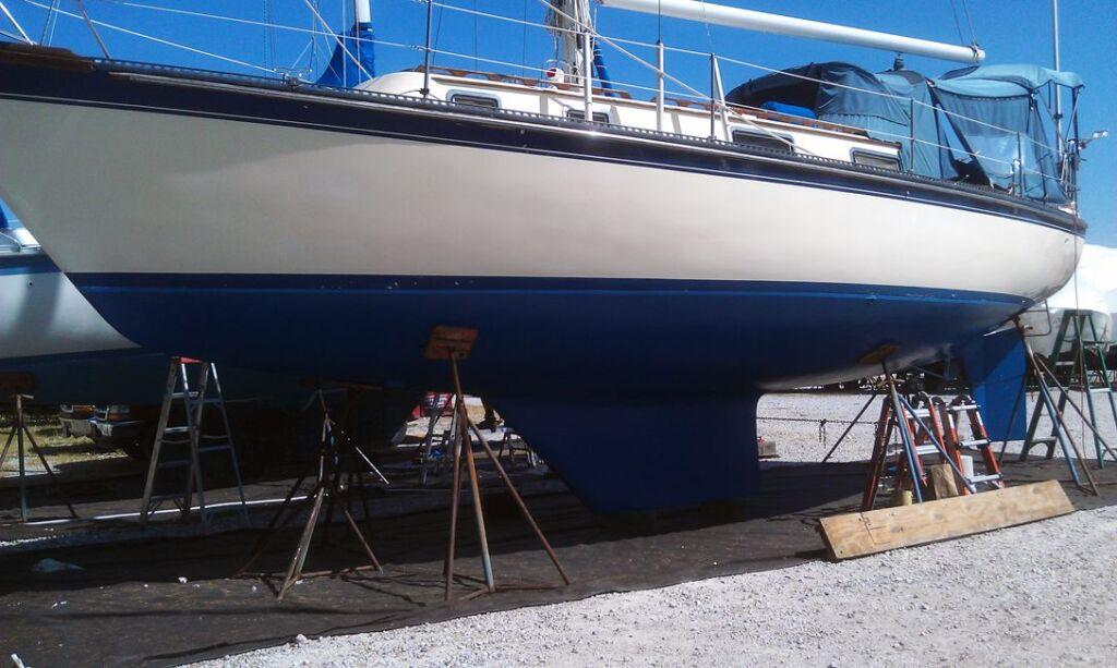 Sailboat Maintenance Repair
