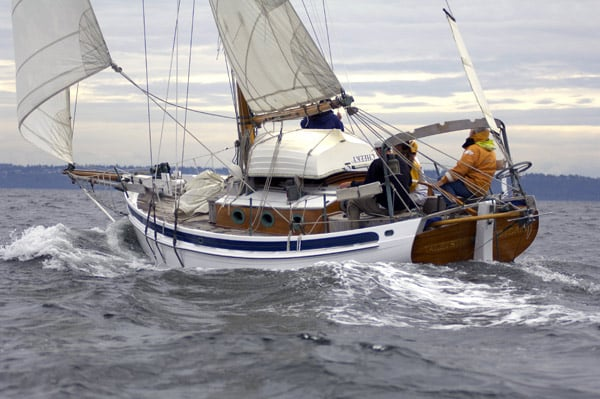 Lin and Larry Pardey [/fusion_text] Pardey Sailing