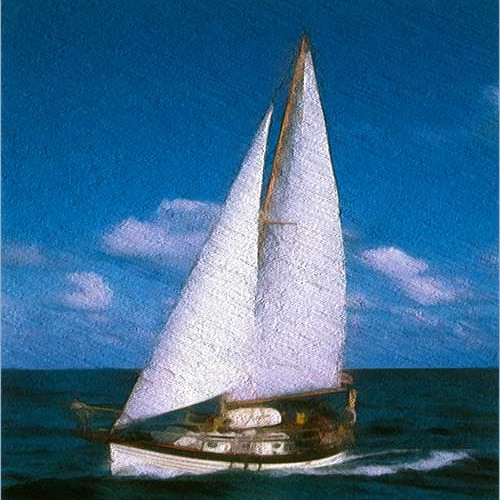Voyages of Entr'acte: The Partnership of a Sailing Couple Ed & Ellen Zacko