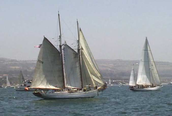 Cast Off For Mexico Sailing To Ensenada From Southern
