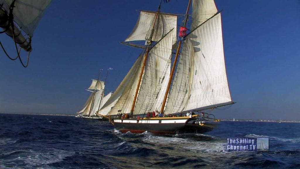 Sailing History Videos - Privateer Lynx