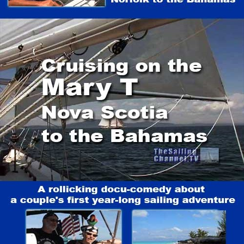 Sail Nova Scotia to Bahamas Video