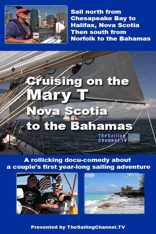 Sail Nova Scotia to Bahamas Video