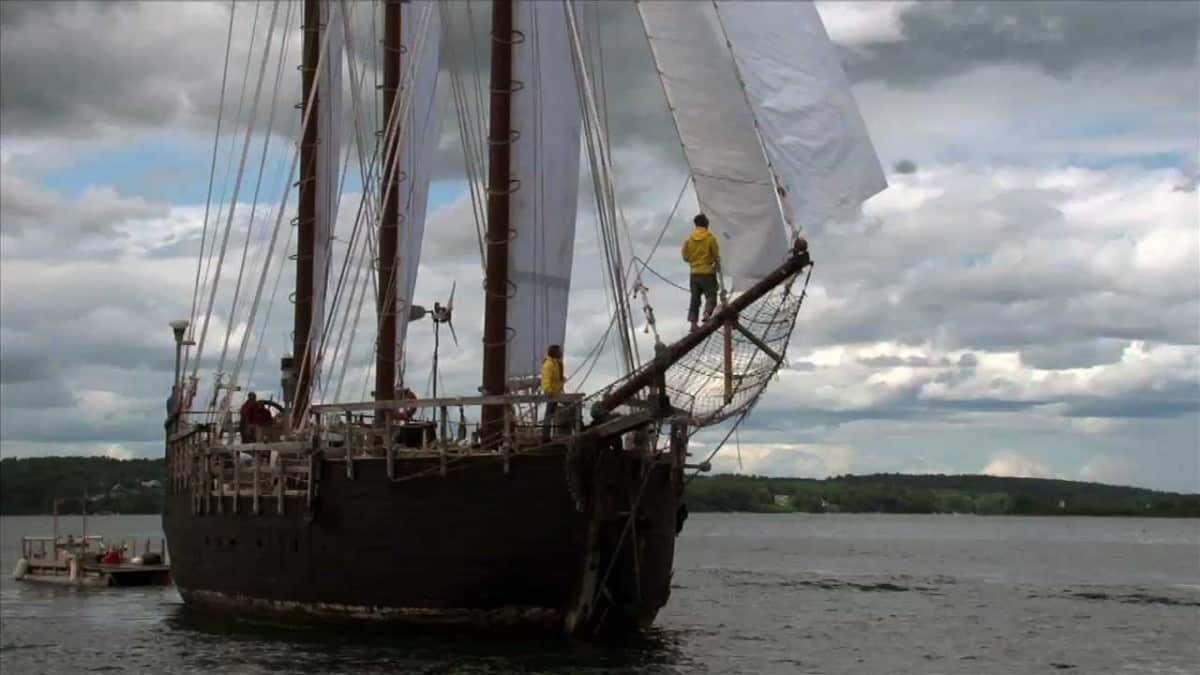 Raw Faith: a Family Sailing Saga