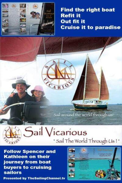 Sail Vicarious 6 Video Series