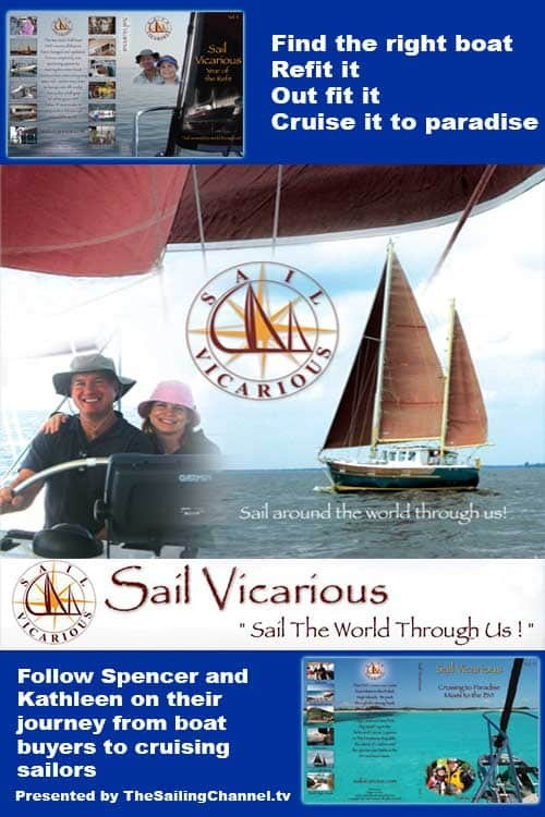 Sail Vicarious 6 Video Series