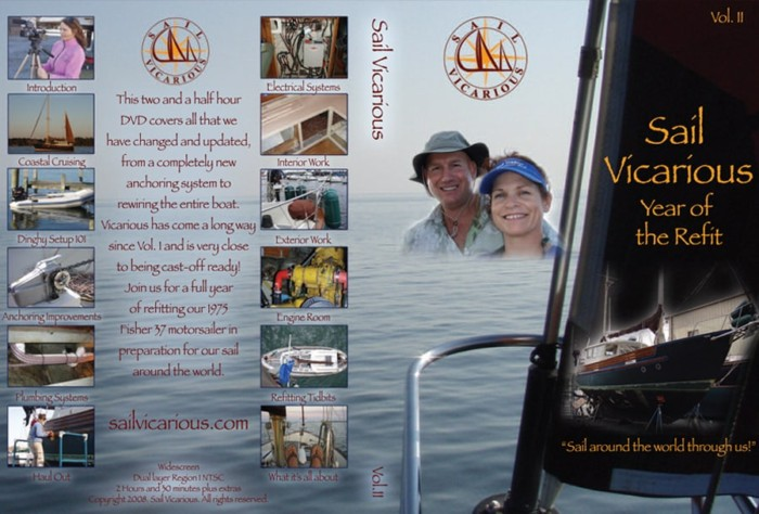 Sail Vicarious DVD 2