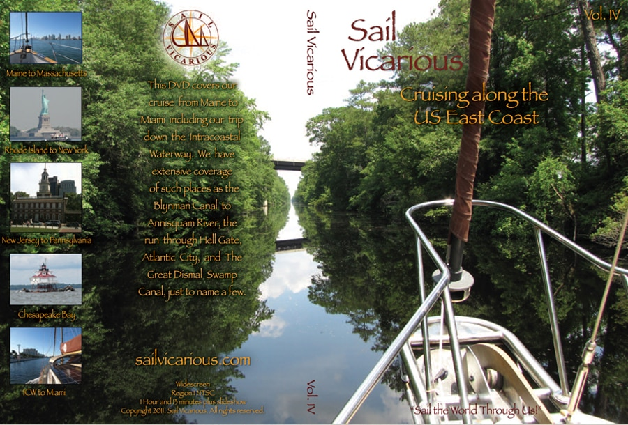 Sail Vicarious DVD 4