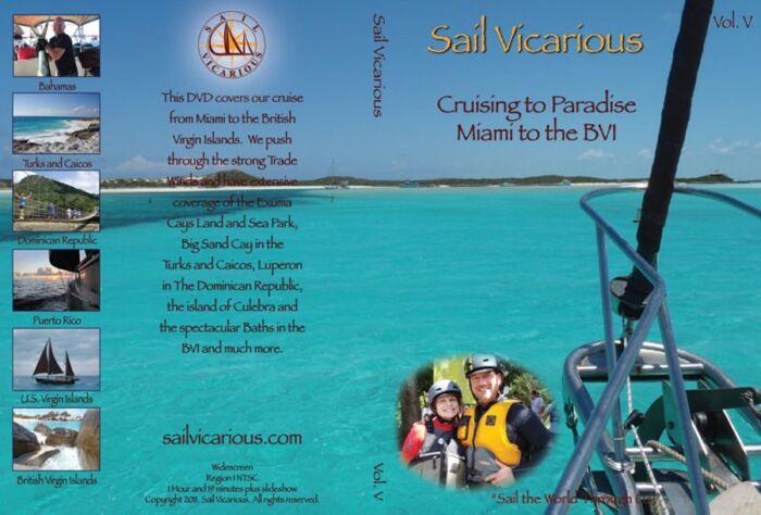 Sail Vicarious DVD 5