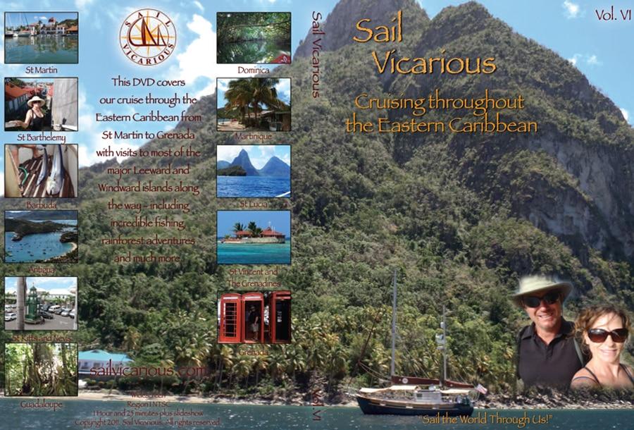 Sail Vicarious DVD 6