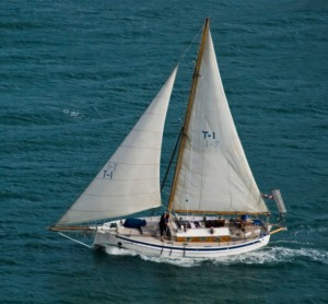 Circumnavigate - Lin and Larry Pardey Offshore Sailing