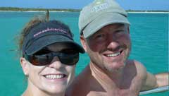 Sail Vicarious: Spencer and Kathleen