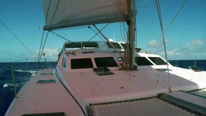 St. Francis 50 catamaran