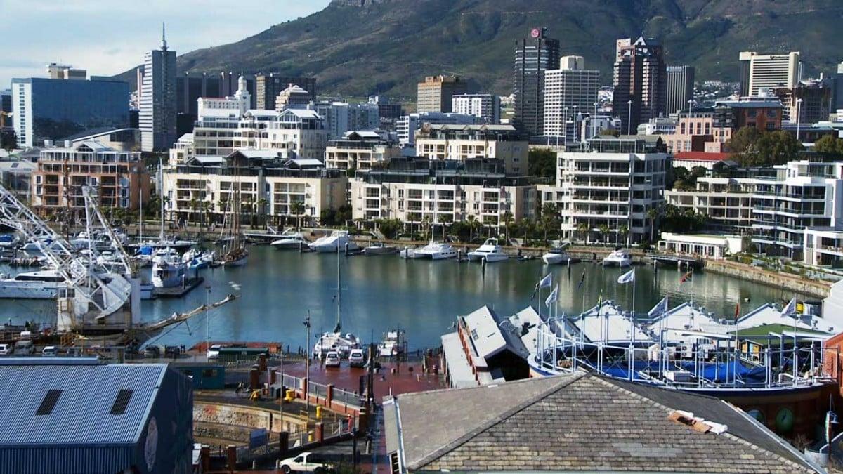 Cape Town, S.A.