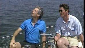 Sail Trim - Gary Jobson and Christopher Reeve Sail a Cambria 46 Trailer