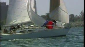 Sail Trim - Spinnaker Take Downs Trailer