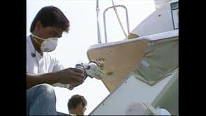 Boat Maintenance DYI - Fiberglass Repairs