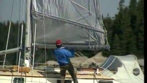 Seamanship V. 1 - Anchoring under sail and Med Mooring