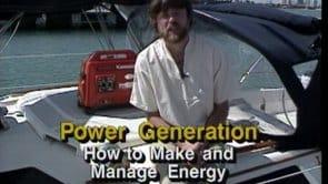 Seamanship 2 - Power Generation Trailer