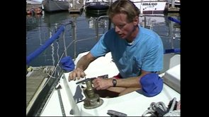 Boat Maintenance DYI - How to Clean a Winch