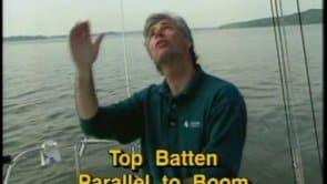Sail Trim - Downwind Mainsail Trim Racing Trailer