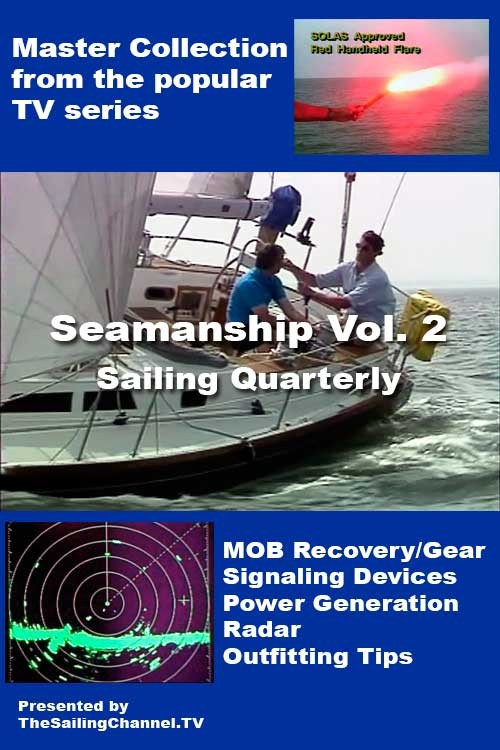 Lin and larry pardey sailing videos for offshore bluewater sailing seamanship training 2 fandeluxe Images