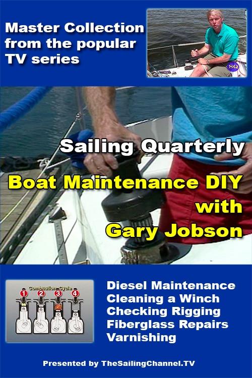 Boat Maintenance Tips DYI