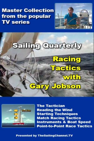 Sail Racing Tactics with Gary Jobson