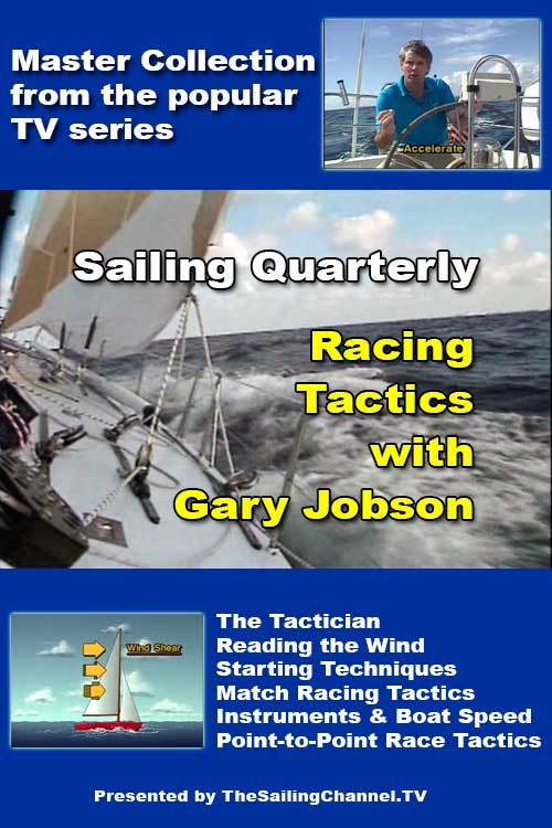 Sail Racing Tactics with Gary Jobson Video