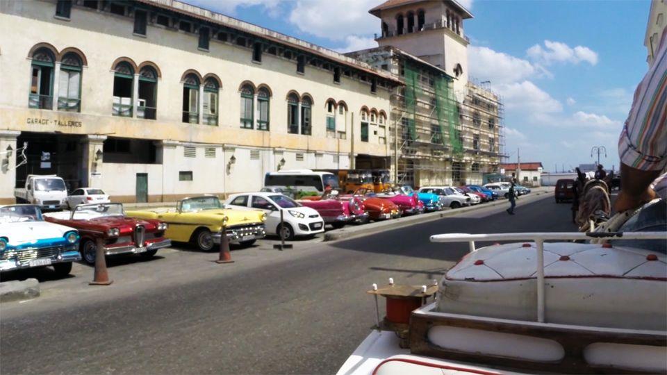 Havana, Cuba - Old U.S. Cars