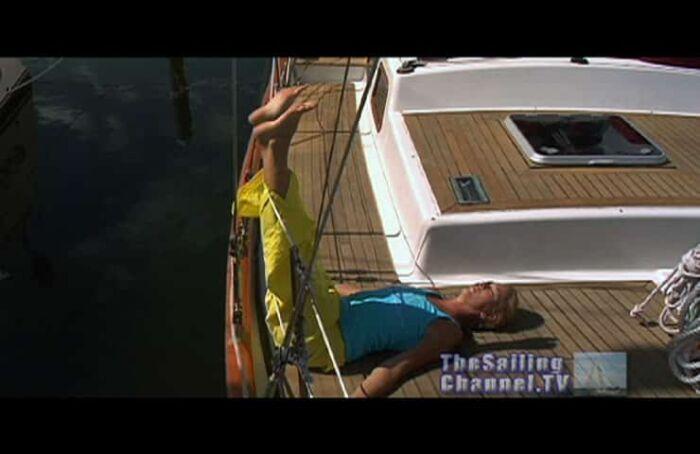 Yoga for Sailors Restorative Postures