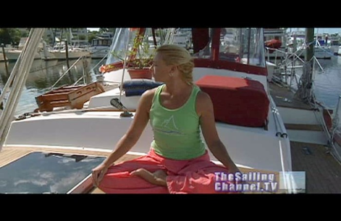 Yoga for Sailors Wakeup Open