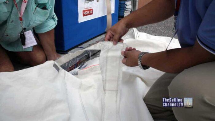 Batten pocket Repair