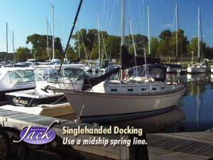 Singlehanded Docking