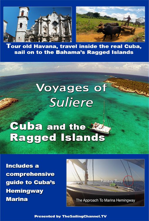 Suliere: Cuba - Ragged Islands Video